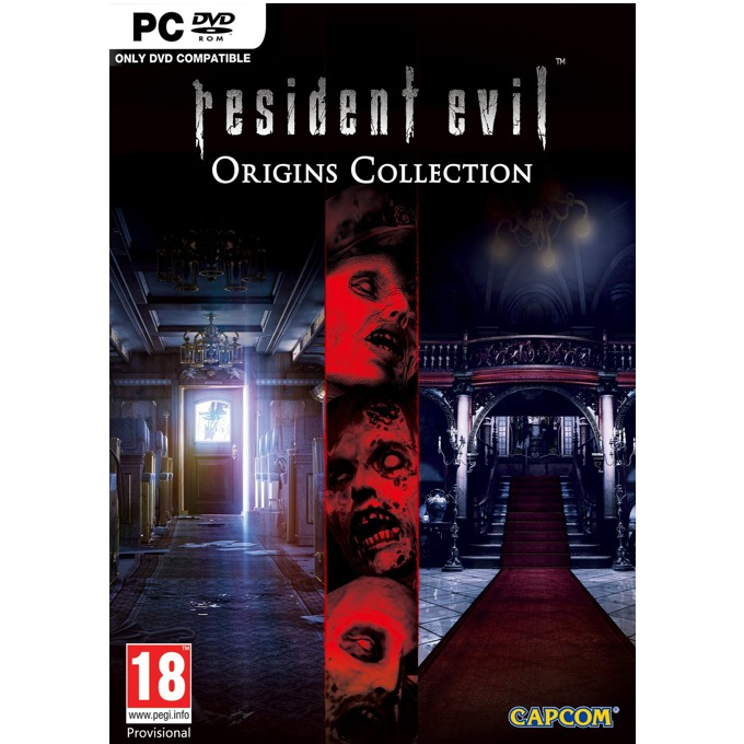 Resident Evil Origins Collection, за PC image