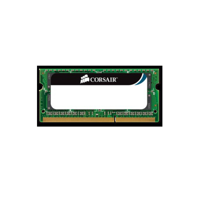Памет 8GB DDR3 1333MHz, Unbuffered SODIMM, Corsair CMSO8GX3M1A1333C9, 204pin, 1.5V image