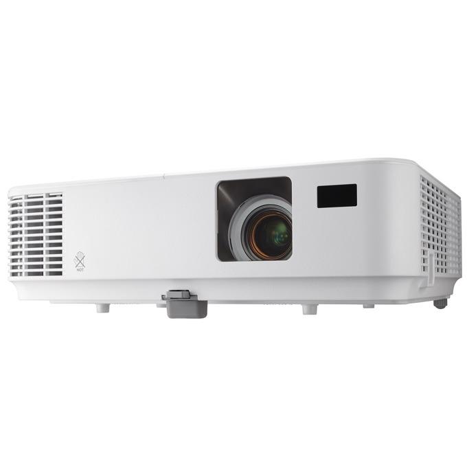 Проектор NEC V302X, DLP, XGA, 3000lm, HDMI, 3.5 mm Stereo Mini Jack, D-sub, RJ45, Mini USB image
