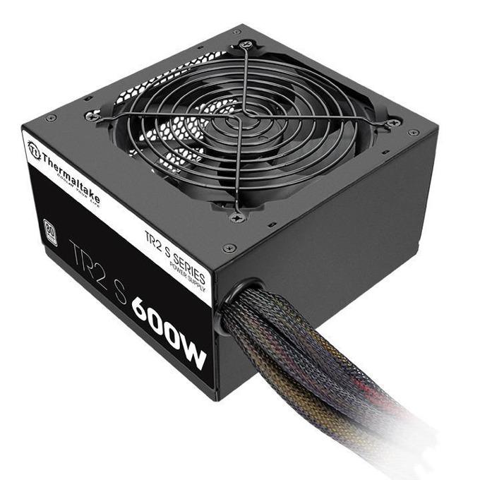Захранване Thermaltake TR2 S, 600W, Active PFC, 80+ , 140мм вентилатор image