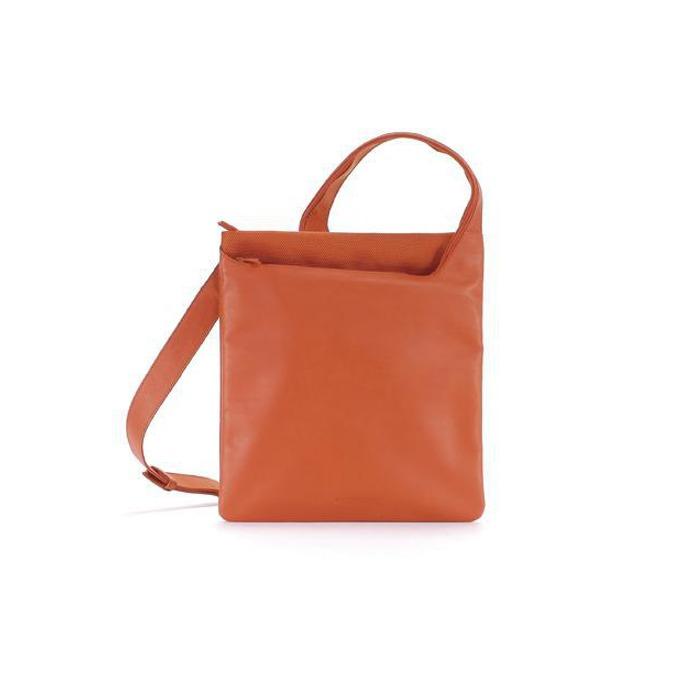 Чанта за таблет TUCANO BFICI-O Fina City, естествена кожа, оранжева image