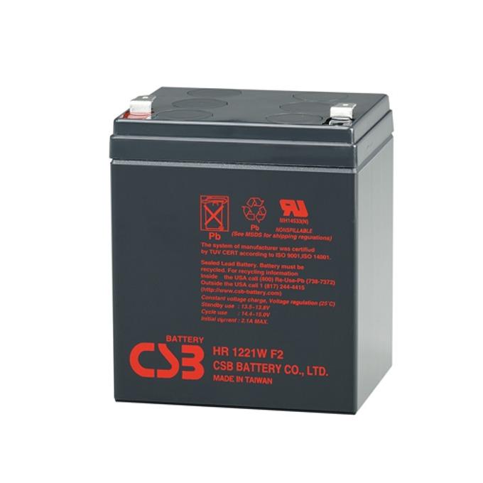 Акумулаторна батерия CSB, 12V, 5.3Ah image