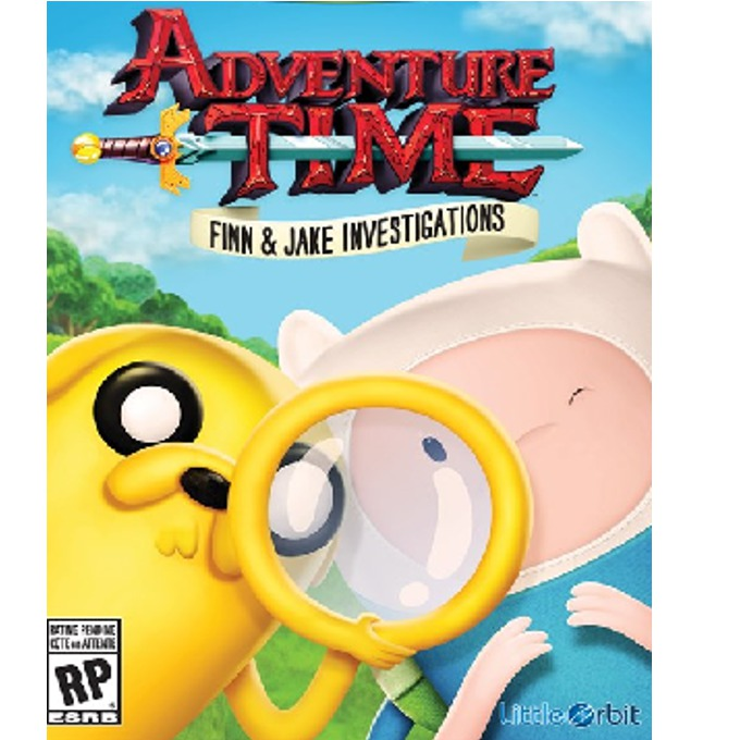 Adventure Time: Finn and Jake Investigations, за PS3 image