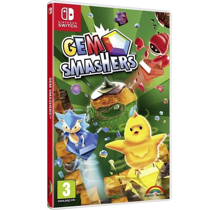 Gem Smashers Nintendo Switch product