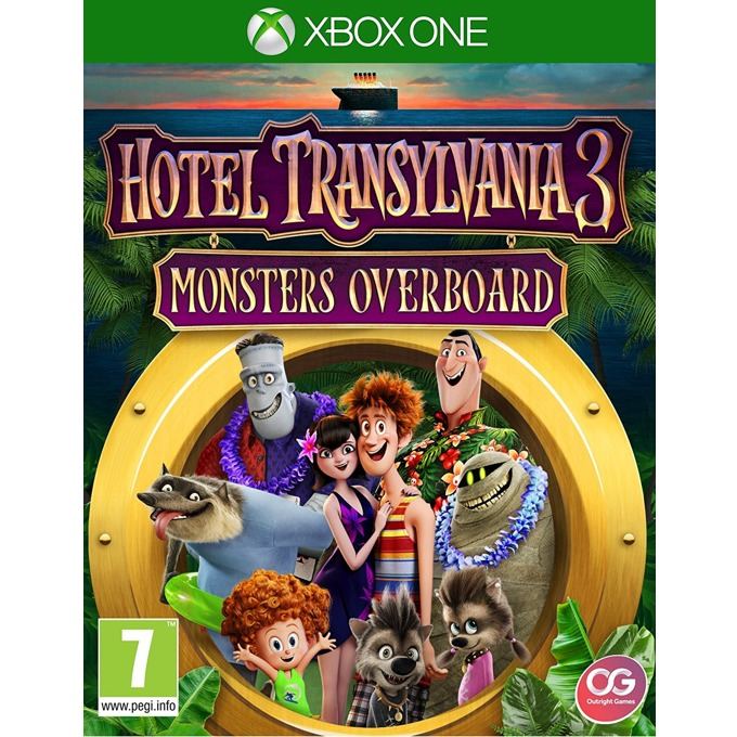 Игра за конзола Hotel Transylvania 3: Monsters Overboard, за Xbox One image