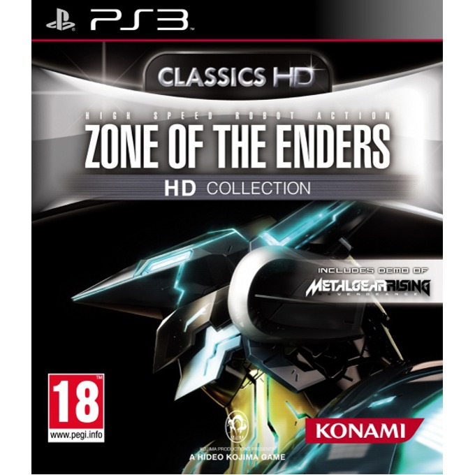 Zone of the Enders: HD Collection, за PlayStation 3 image