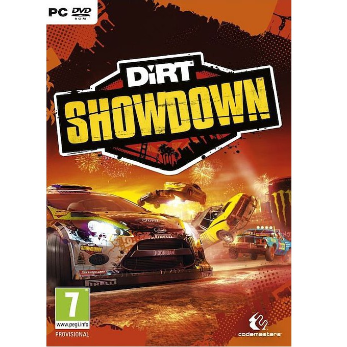 Игра Dirt Showdown, за PC image