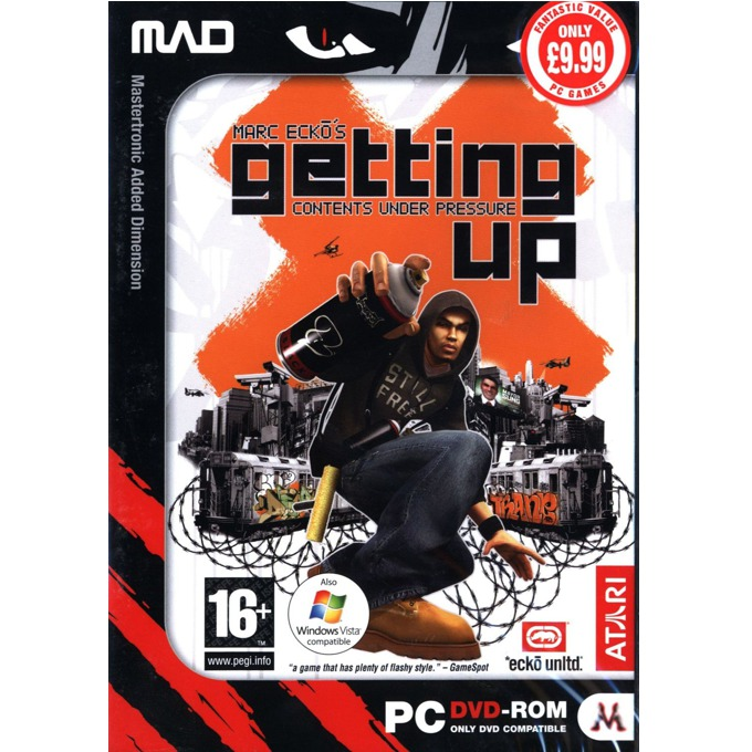 Игра Marc Eckos Getting Up, за PC image