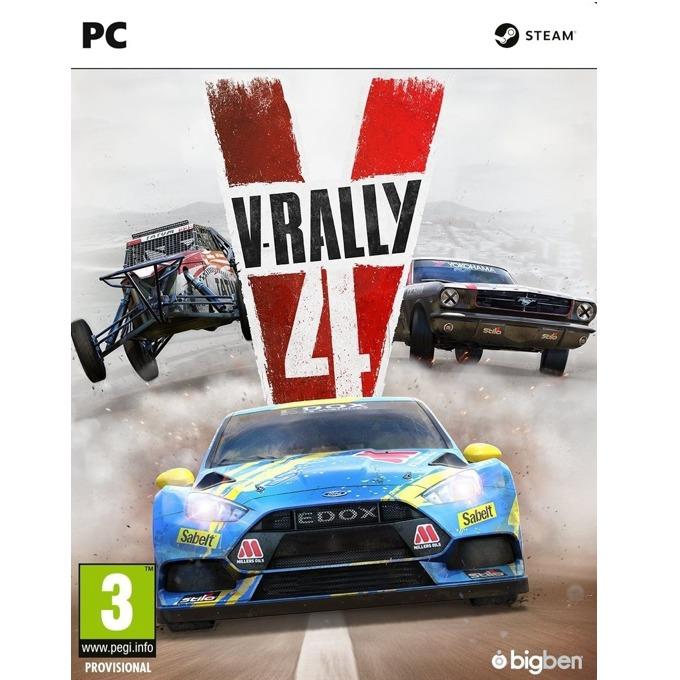 Игра V-Rally 4, за PC image