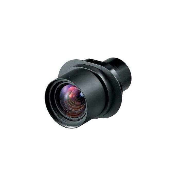 Обектив Christie Lens Short Zoom 1.5-2.2:1/1.2-1.8:1, за проектори LW401, LWU421, LW551i, LWU501i, LX501, LX601i, LWU421, LW551i, LWU501i, LX601i и серия D image
