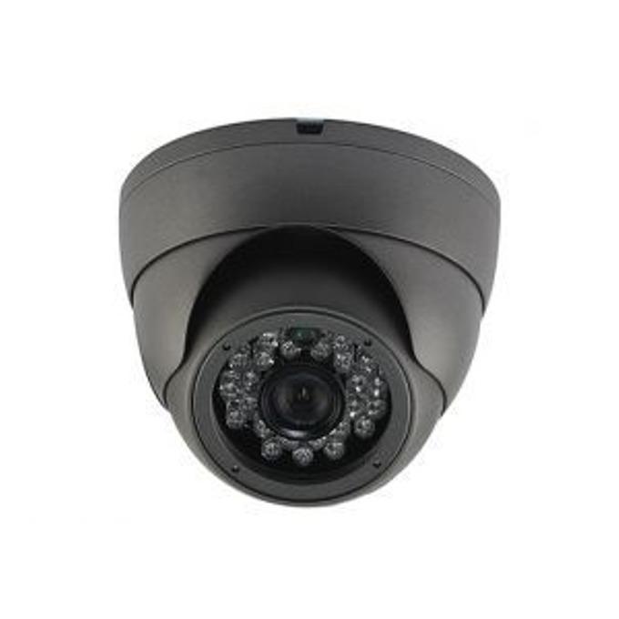 TVI камера irLAN DOL-TVI1080F3.6OF20MB, куполна камера, 2.1MPix(1080p), 3.6mm обектив, IR осветеност (до 20 m), за външен монтаж image