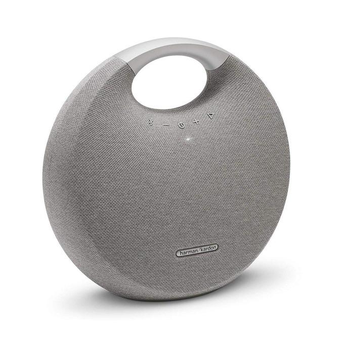 Тонколона Harmon/Kardon Onyx Studio 5, 2.0, 50W, Bluetooth 4.2, до 8 часа време за работа, сива image