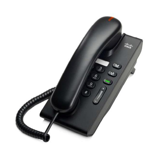 VoIP Телефон, Cisco Unified 6901, 1 линия image