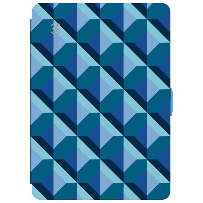 """Калъф тип """"бележник"""" Speck StyleFolio за iPad Pro 9.7"""", син image"""