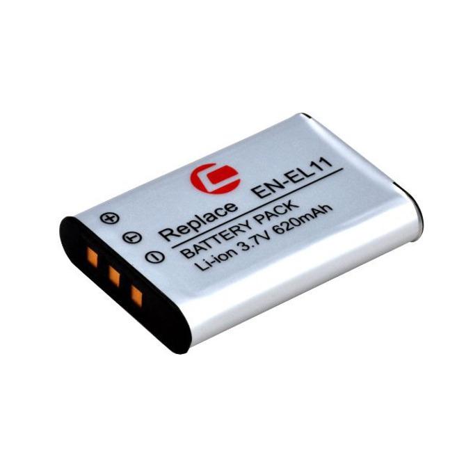 Батерия Cameron Sino за апарат NIKON EN-EL12, 3.7V, 1050mAh LiIon  image