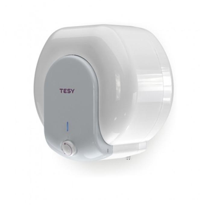 Електрически бойлер Tesy GCU 1520 L52 RC, 15л., вертикален, 2 kW, стъклокерамично покритие, 40.0 x 37.0 x 25.0 cm image