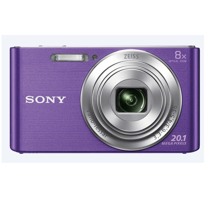 Sony Cyber Shot DSC-W830 Purple