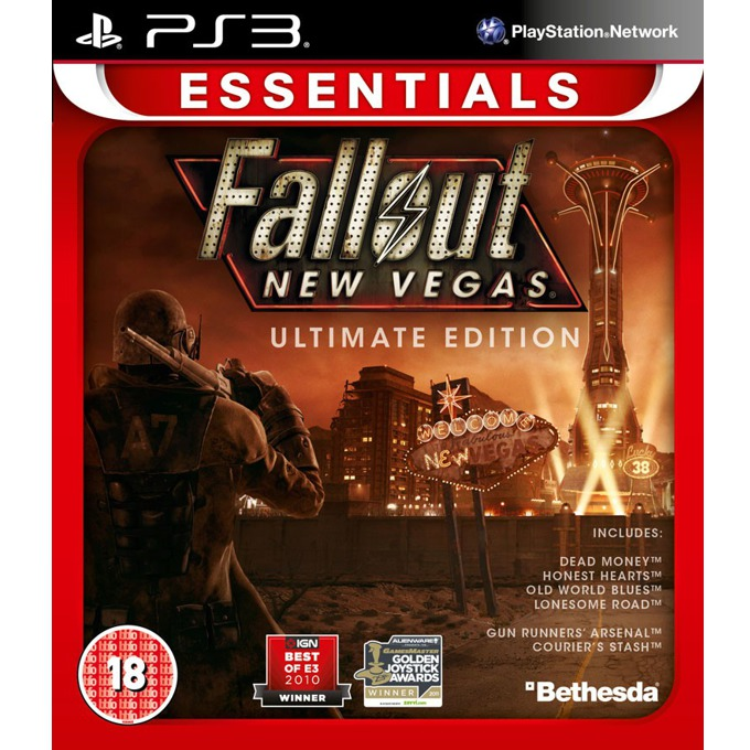 Игра за конзола Fallout: New Vegas: Ultimate Edition, за PS3 image