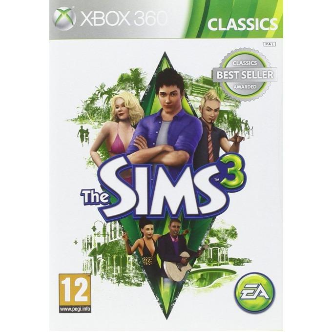Игра за конзола The Sims 3, за Xbox 360 image