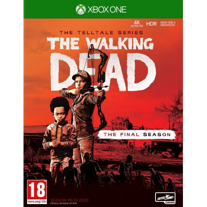 Игра за конзола The Walking Dead - The Final Season, за Xbox One image