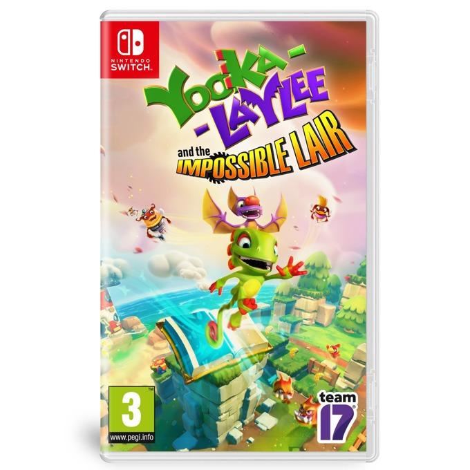 Игра за конзола Yooka-Laylee and the Impossible Lair, за Nintendo Switch image