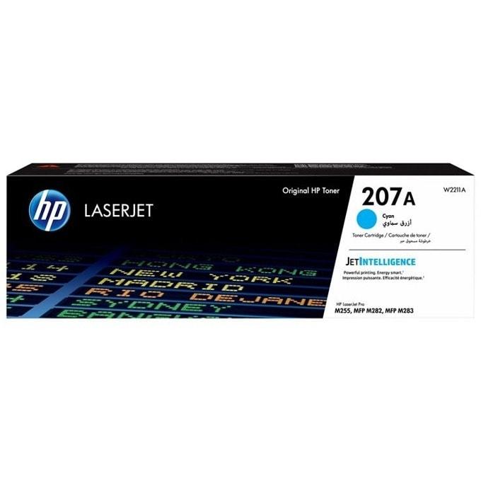 HP 207A Cyan LaserJet Toner Cartridge product