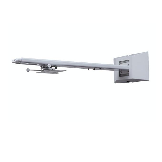 Стойка NEC NP05WK за M332XS, M302WS, M352WS, за стена за късофокусни проектори, бяла image