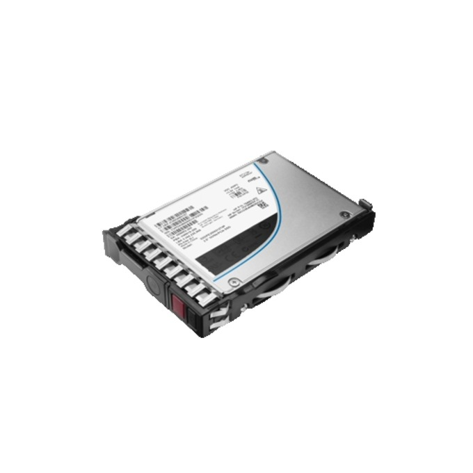 "SSD 480GB, HPE 875311-B21, SAS, 2.5"" (6.35 cm), скорост на четене 986MB/s (940 MiB/s), скорост на запис 645MB (615 MiB/s) image"