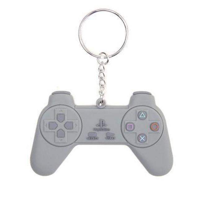 Ключодържател Bioworld Playstation Controller, гумен image