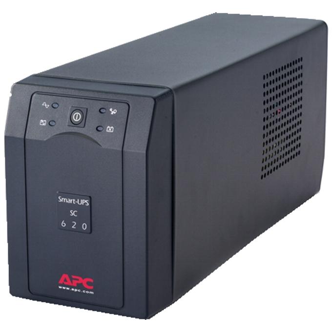 UPS APC 620VA Smart, 620VA/390W, Line Interactive image