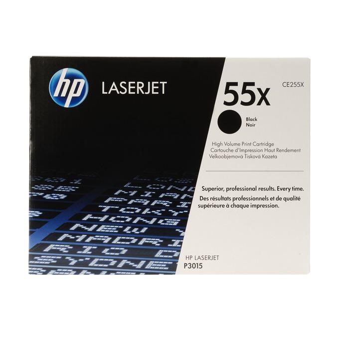КАСЕТА ЗА HP LASER JET P3015 - Black - P№ CE255X