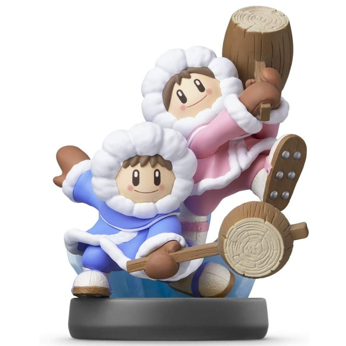 Nintendo Amiibo - Ice Climbers [Super Smash] product