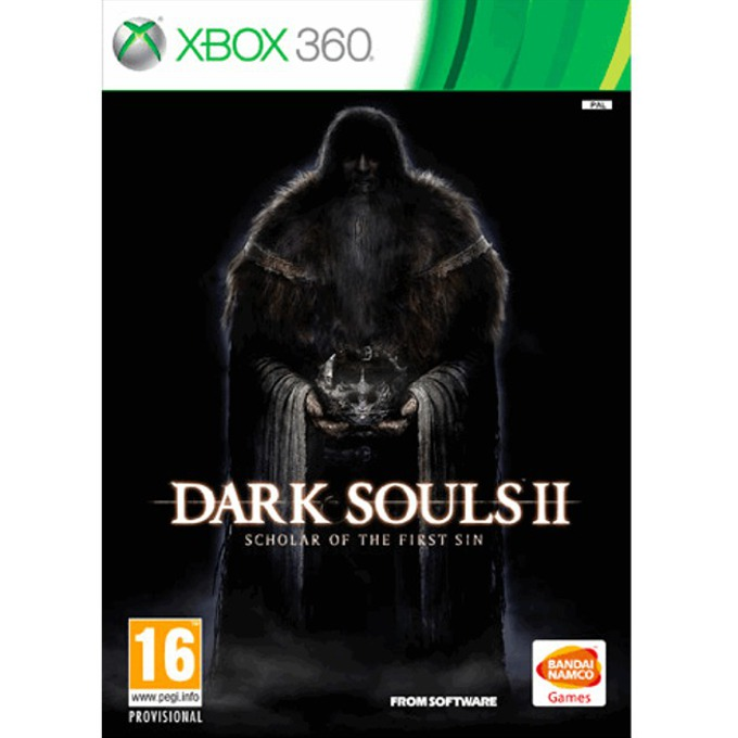 Игра за конзола Dark Souls II: Scholar of the First Sin, за XBOX360 image