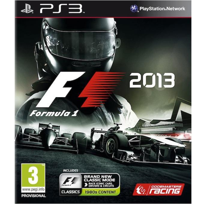 Игра за конзола F1 2013, за PlayStation 3  image