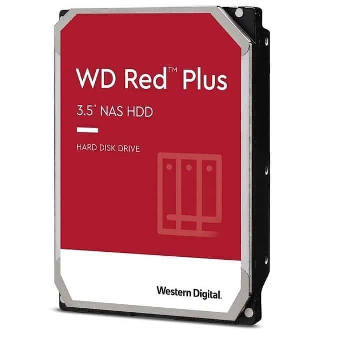 Western Digital Red Plus NAS WD140EFGX product