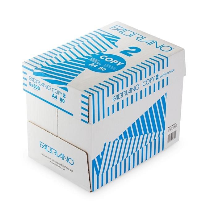 Fabriano Copy 2, A4, 80 g/m2, 500 листа, 5 пакета product