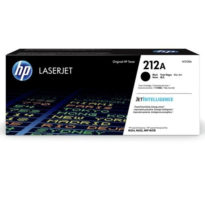 HP 212A Black product