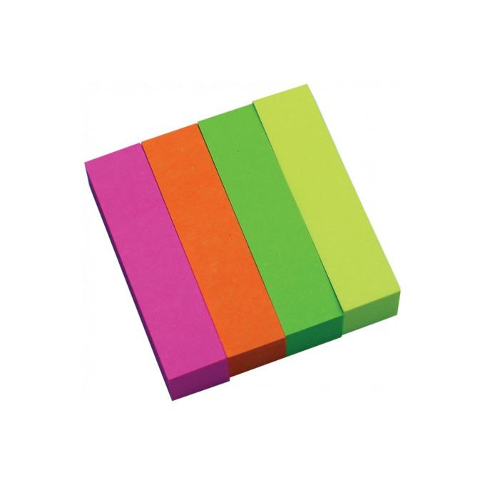 Индекс Centrum, за отбелязване в книги, документи и др., 400бр., размер 50х12mm, различни цветове image
