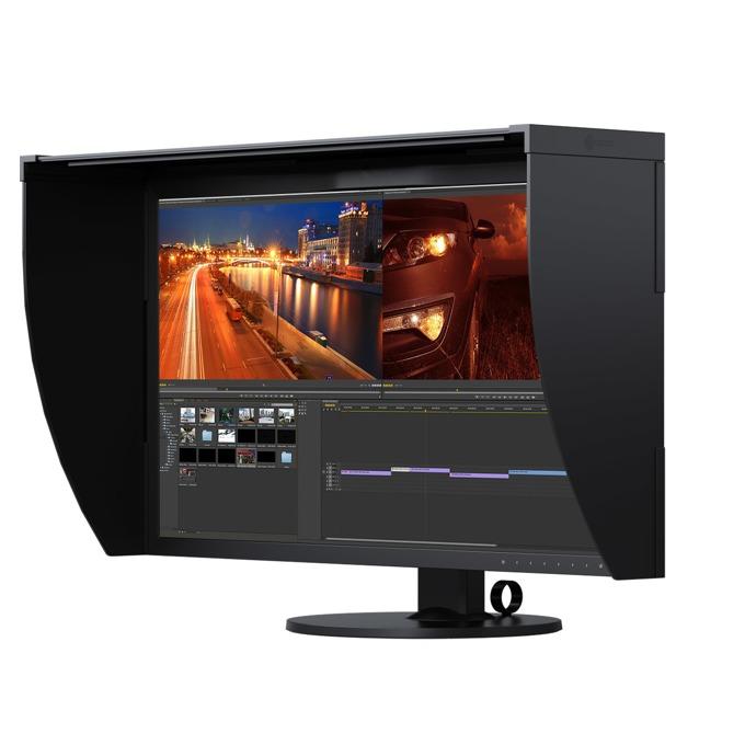 """Монитор Eizo ColorEdge CG319X, 31.1"""" (78.99 cm) IPS панел, 4K UHD, 9ms, 1500:1, 350 cd/m2, 2x Display Port, 2x HDMI, USB 3.0 image"""