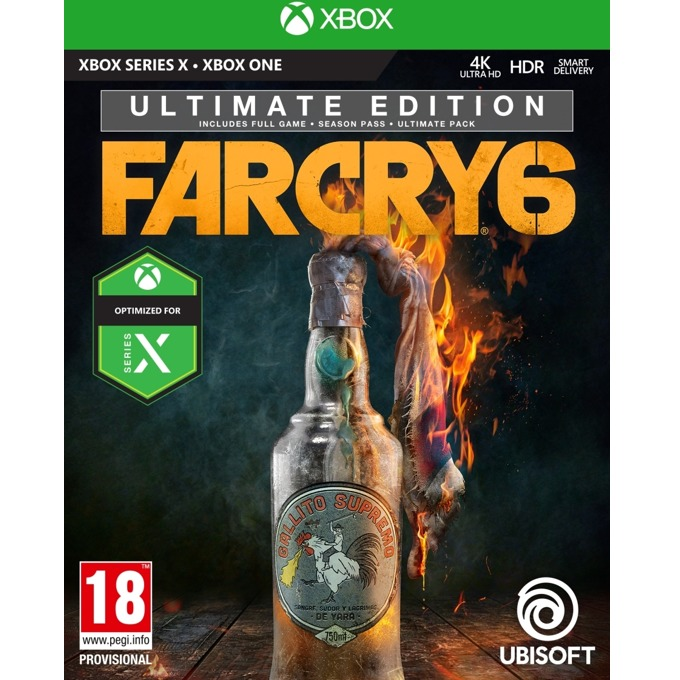 Far Cry 6 Ultimate Edition Xbox One product