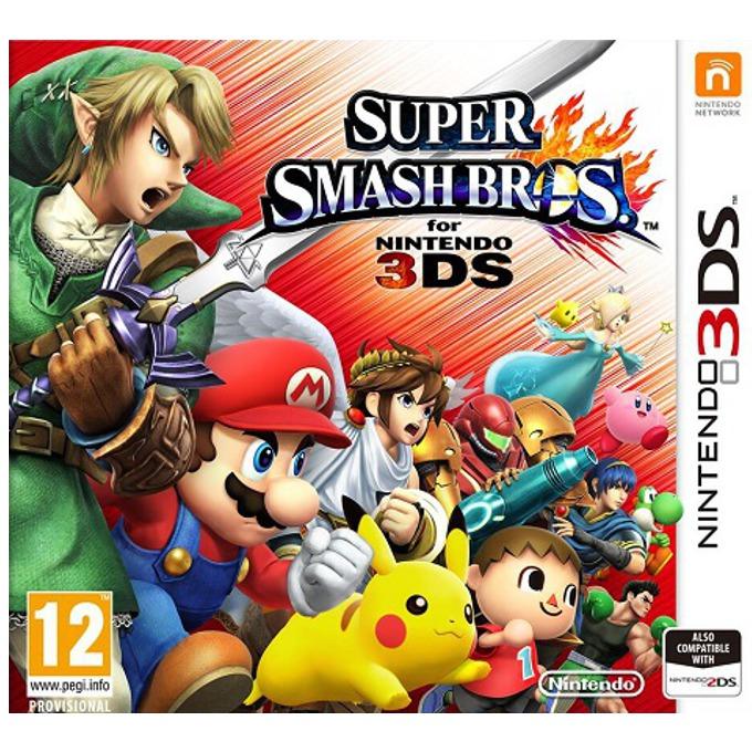 Super Smash Bros, за 3DS image