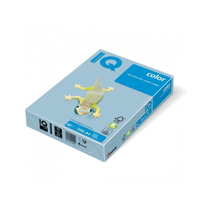 Хартия Mondi IQ Color OBL70, A4, 80 g/m2, 500 листа, синя image