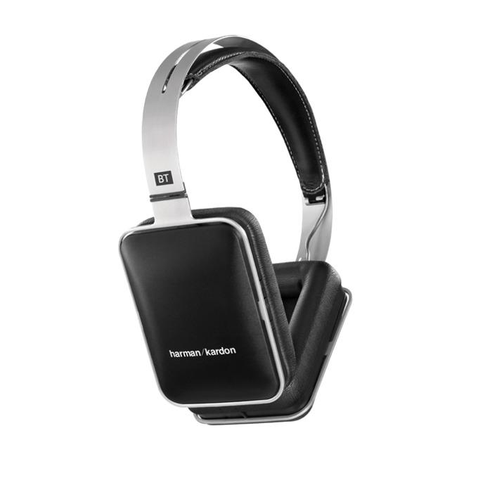 Слушалки Harman Kardon BT, Bluetooth, сгъваеми, оптимизирани за iPhone/iPod/iPad image