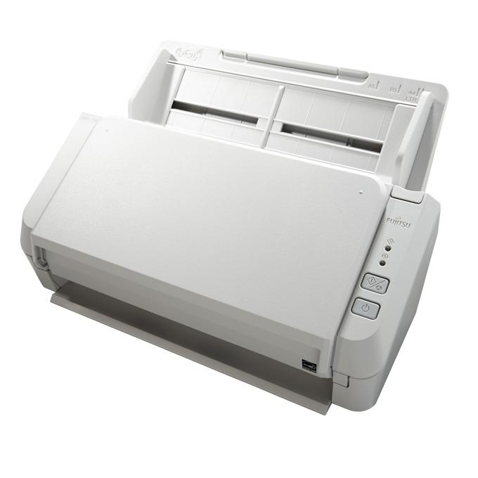 Скенер Fujitsu SP-1120, 600 x 600 DPI, A4, двустранно сканиране, ADF, USB, 20ppm / 40ipm image