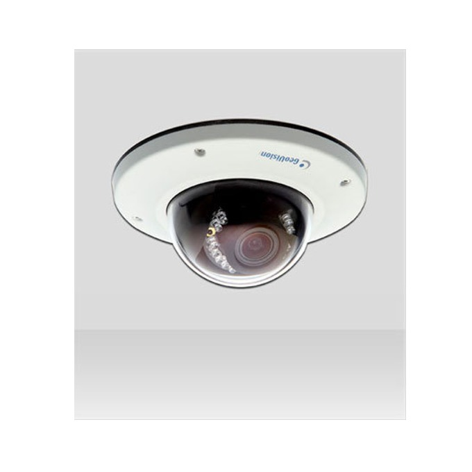 GEOVISION GV-VD120D, IP камера, 1.3Mpx, Low Lux, IR, Vandal Proof, IP Dome, IK10+ защита, 3-9мм обектив, PoE, H.264 image