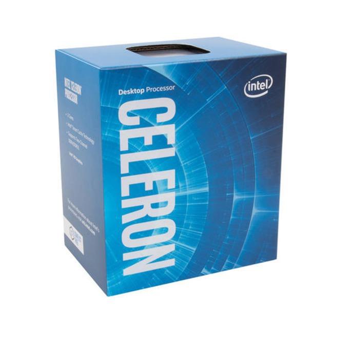 Процесор Intel Celeron G3950 двуядрен (3.0GHz, 2MB Cache, 350MHz-1.05GHz GPU, LGA1151) BOX, с охлаждане image