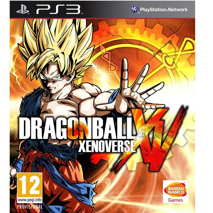 Игра за конзола Dragon Ball Xenoverse, за PS3 image