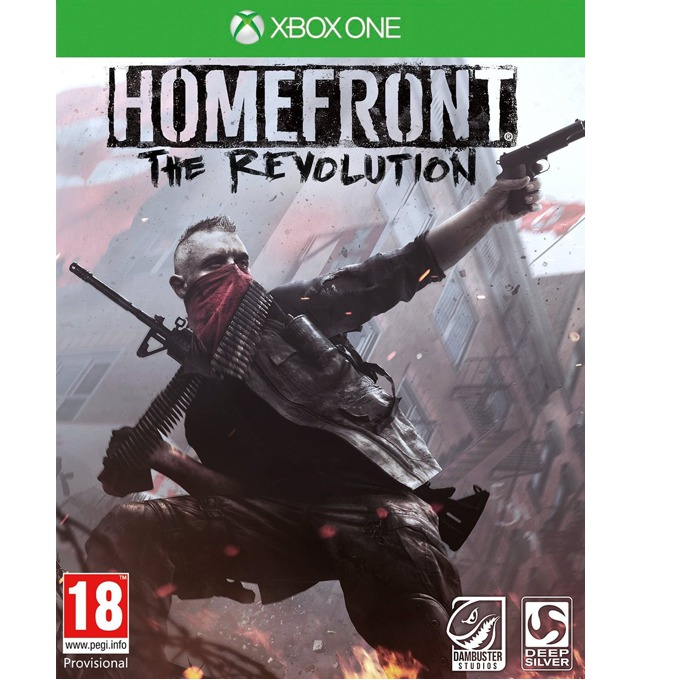 Homefront The Revolution First Edition, за Xbox One image
