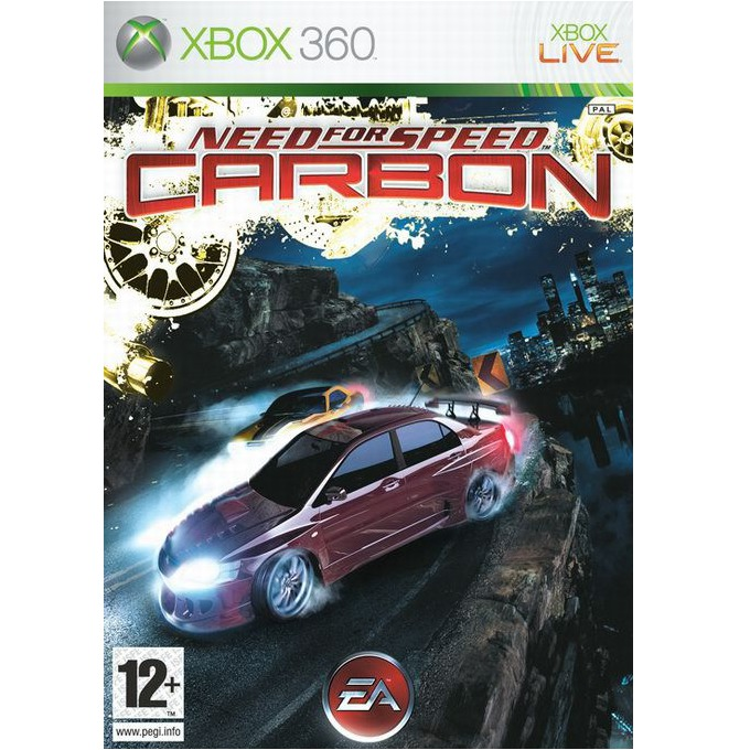 Need for Speed Carbon - Classics, за XBOX360 image