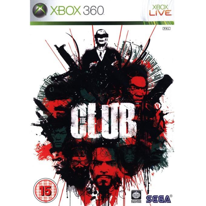 Игра за конзола The Club, за Xbox 360 image